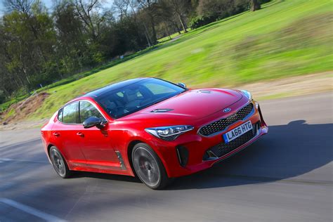 kia stinger gt official pictures evo