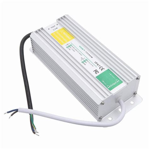 Ac Dc 110v 220v 240w 12v 20a Lighting Voltage Transformer Power Supply For Led Light Strips