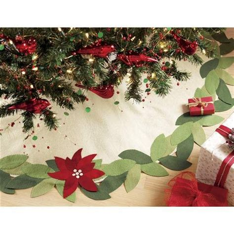 tag felt christmas tree skirt tree skirts christmas