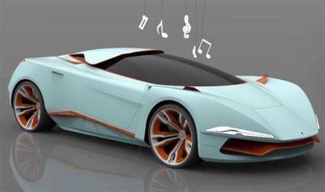 futuristic sports cars pininfarina chords is aggressively cool futuristic sports