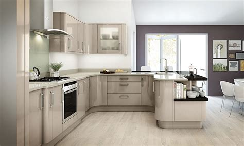 Painted Kitchen Cabinets by Bespoke Kitchens Gallery