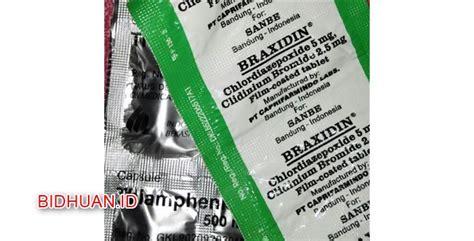 obat braxidin kegunaan dosis efek sing dan harga di