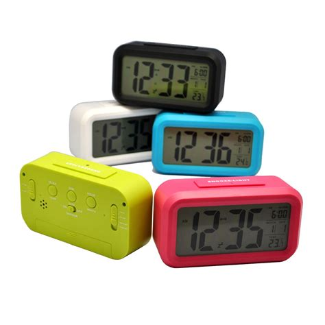 Digital Desktop Smart Clock Jp9901 Putih digital desktop smart clock jp9901 blue jakartanotebook
