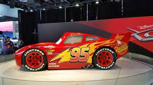 Lightning Mcqueen Car Side View New Car Jackson Tries To Dominate In Cars 3
