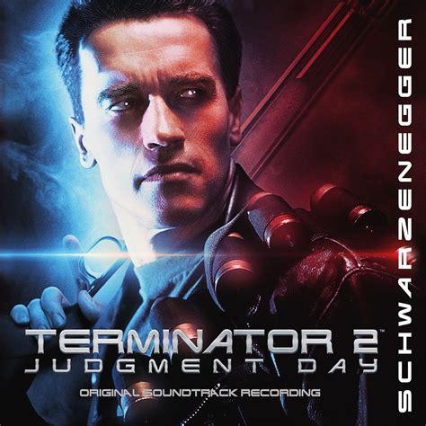 Cd Ost Original Sountrack Terminator 2 Judgement Day terminator 2 judgment day original soundtrack recording vinyl reissue theterminatorfans