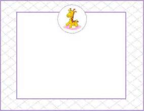 baby shower invitation backgrounds theruntime