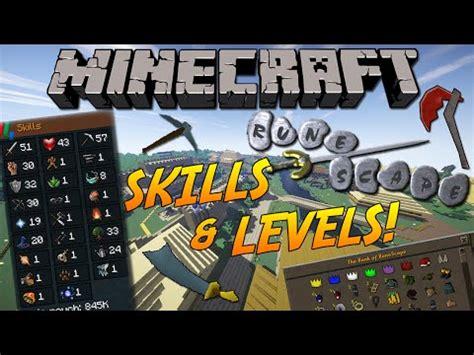mod game rpg 1 7 10 skills levels rcm an rpg game overhaul