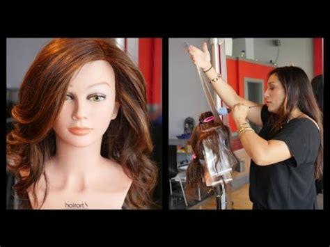 how to do ecaille hair color khloe kardashian hair ecaille hair color technique