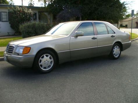 how does cars work 1994 mercedes benz s class electronic throttle control 1994 mercedes benz s320 german cars for sale blog
