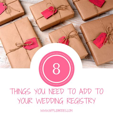 your bridal style everything you need to to design the wedding of your dreams books 8 things you need to add to your wedding registry
