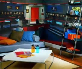Star Trek Bedroom Star Trek Bedroom Star Trek Photos Trekkie Pictures