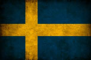 swedish flag colors go folk yourself an folk