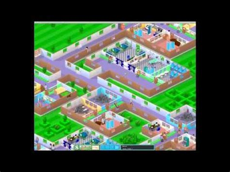 theme hospital list of levels let s play theme hospital level 10 part 2 youtube