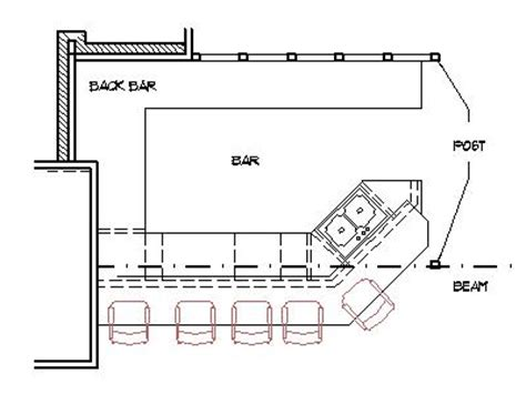 Oakland Kitchen Cabinets by Home Bar Plans Design Blueprints Drawings Back Bar Counter