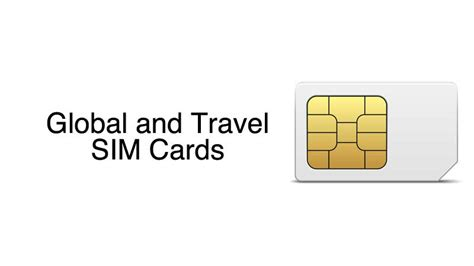 best sim card for international travel compare global and travel sim cards wirefly