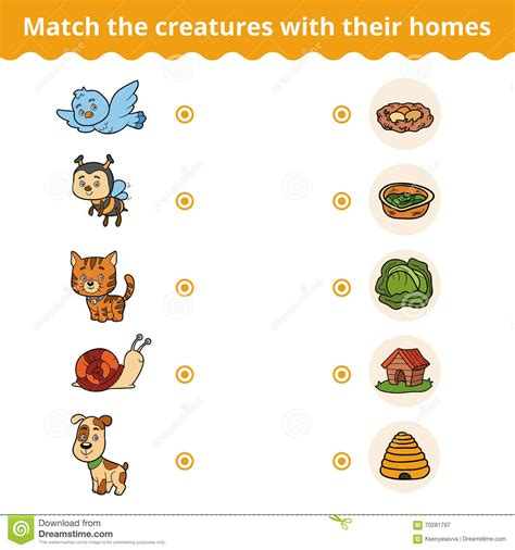 their home clipart of animals and their homes clipartsgram