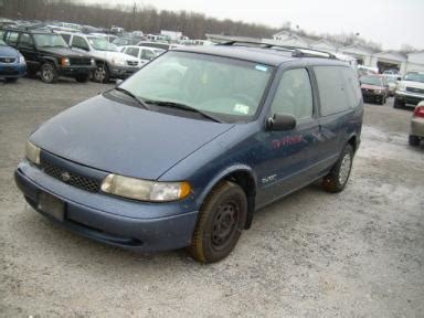 nissan quest 1996 nissan quest xe 1996 used for sale