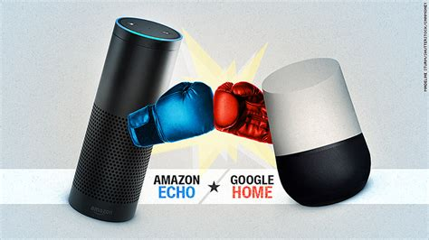 amazon echo vs google home how the smart speakers compare battle of the smart speakers google home vs amazon echo