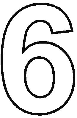 number  coloring pages  coloring pages  number