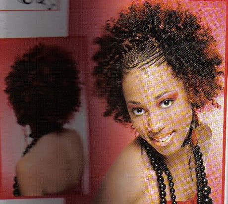afro and cornrows braided front w afro 1 jpg braided afro hairstyles