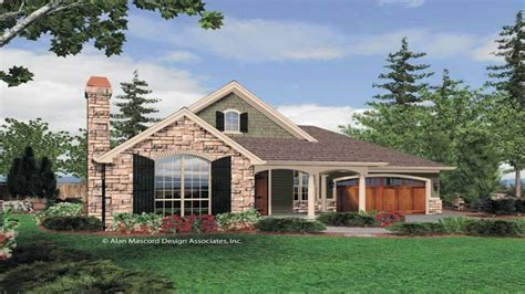 1 Story Cottage House Plans by Single Story Open Floor Plans Single Story Cottage House