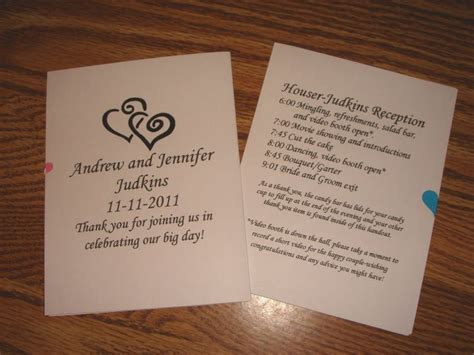 pin by romia olsen on printable wedding programs pinterest