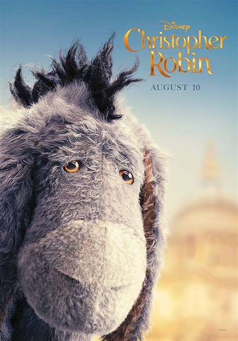 winnie  pooh  friends adorn  character posters  christopher robin