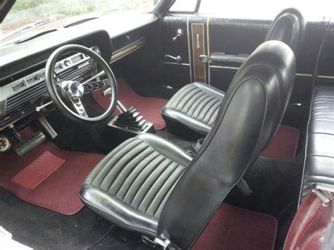 1967 Ford Galaxie Interior by 1967 Galaxie 500 Fastback Interior