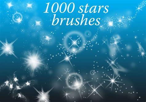 Laluna Syar I Vol 6 1000 estrellas 161 pinceles de photoshop gratis en brusheezy
