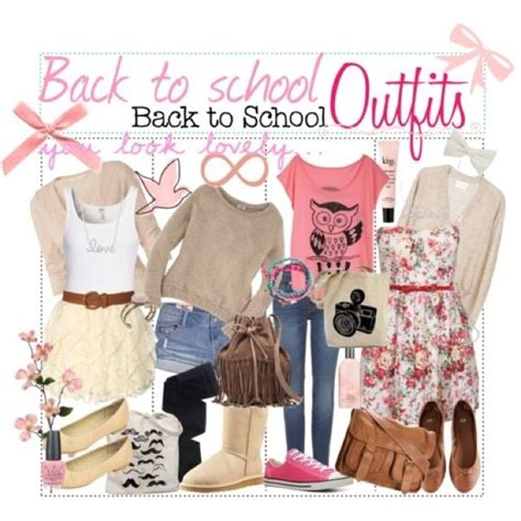 Back To School Fashion Flout by Back To School