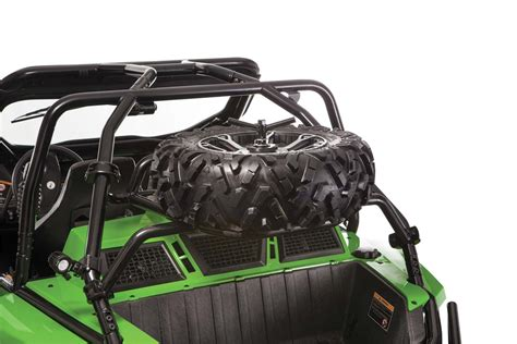 Spare Tire Cargo Rack by Arctic Cat Inc Spare Tire Carrier Cargo Accessories