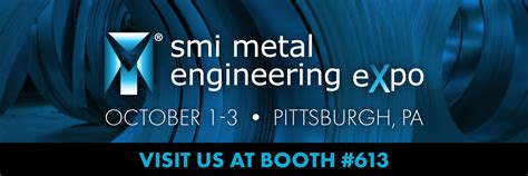 smi metal engineering expo rolled metal products stainless aluminum specialty alloys