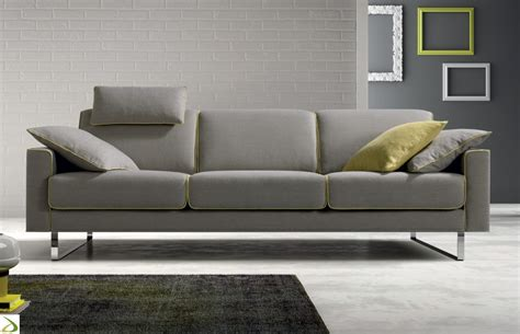 divano tre posti divano moderno a 2 3 o 4 posti lous arredo design