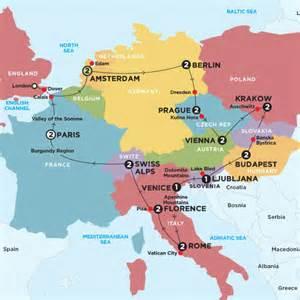 Iron Curtain Trail European Trail Contiki London Or Amsterdam London