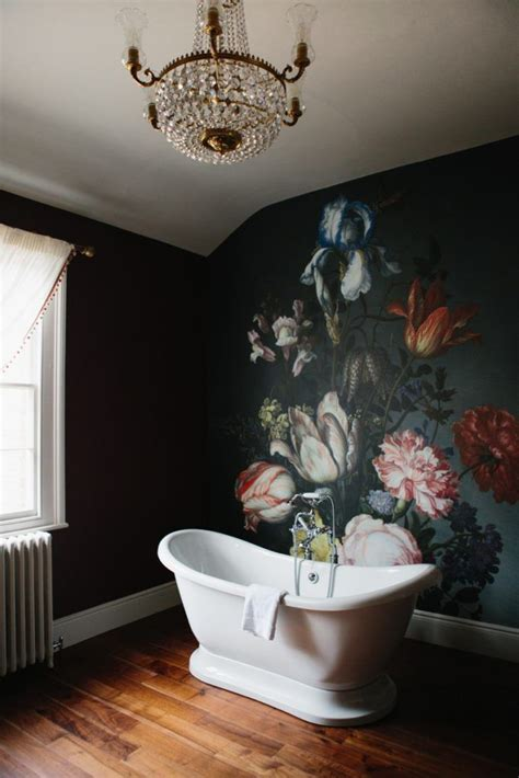 25 best ideas about bathroom mural on wall