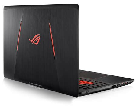 Asus Rog 15 6 Inch Gaming Laptop Review asus rog strix gl553vw fy036t gaming laptop intel i7 6700hq 15 6 inch fhd 1tb 12gb