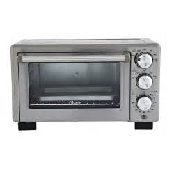 Oster Turbo Convection Toaster Oven Oster Designed For Life 6 Slice Digital Toaster Oven On