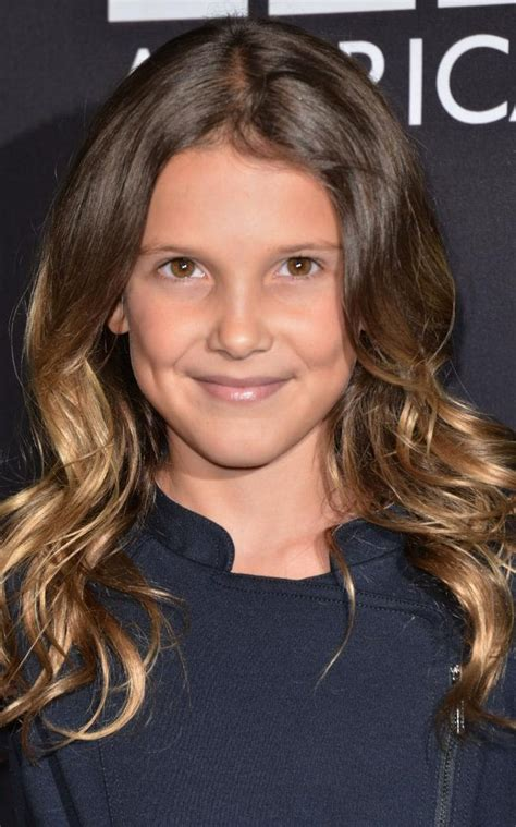 eleven actress age the video of stranger things star eleven getting a buzz