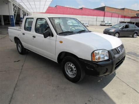 imagenes pick up nissan 2009 pick up nissan np300 doble cabina t 237 pica dh modelo