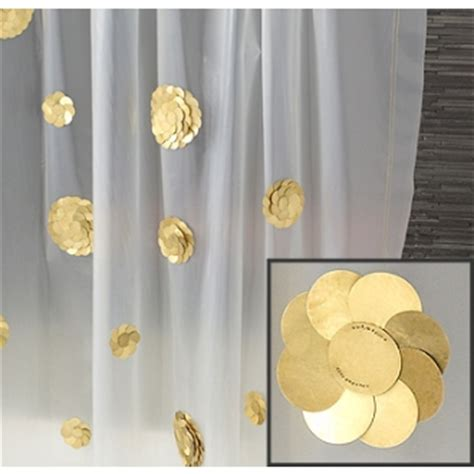 bronze shower curtains bronze gold petals shower curtain by kaniez abdi