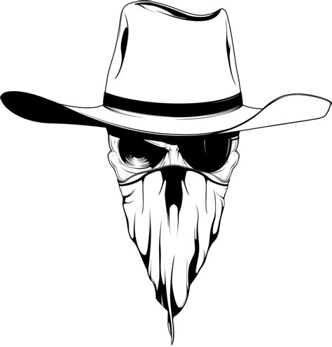 cowboy skull by sickboy84 d3rhpdz png 900 215 941 pixels