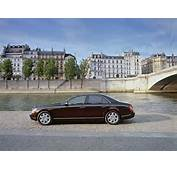 Maybach 57  Side Canal 1280x960 Wallpaper