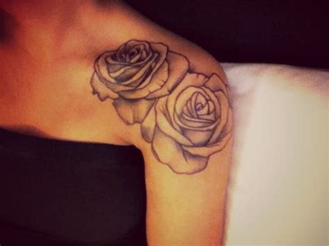 rose tattoo on shoulder and arm rose tattoo shoulder tattoo arm tattoo this looks a lot