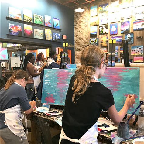 muse paintbar md 6 must dos at national harbor with traveling