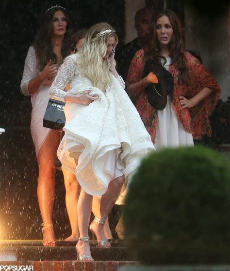 ashlee simpson weds evan ross at diana ross estate ashlee simpson and evan ross wedding pictures and details