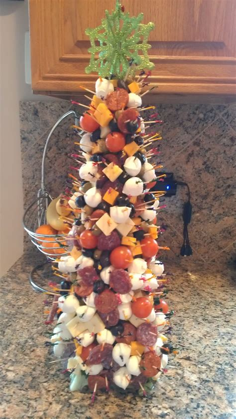 christmas appetizer tree board appetizer hors d oeuvre desserts and foods food food displays and finger