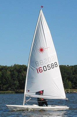 zeilboot 1 persoon laser zeilboot wikipedia