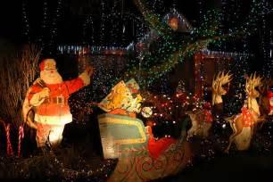wonderlane christmas decorations here comes santa claus