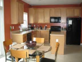 Kitchen Paint Ideas With Oak Cabinets by Best Kitchen Paint Colors With Oak Cabinets My Kitchen