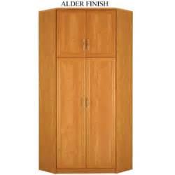 Corner Clothing Armoire Wardrobe Closet Corner Wardrobe Closet Armoire
